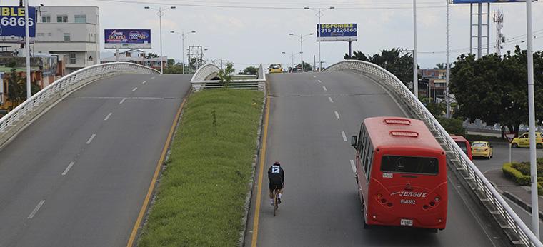 Nuevas vías no solucionan el problema de movilidad