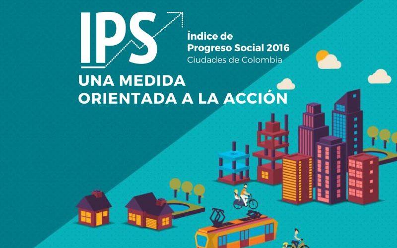 Presentación Índice de Progreso Social 2016 Ibagué.