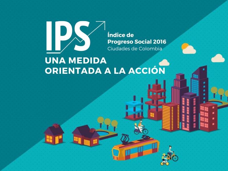 PPT Índice de Progreso Social Ciudades Colombia 2016