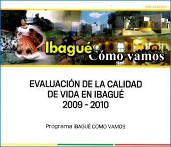 Informe de Calidad de Vida Ibagué 2010