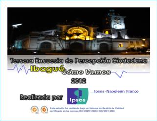 Análisis de Encuesta de Percepción Ciudadana 2012
