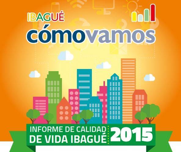 Presentación Informe de Calidad de Vida Ibagué 2015