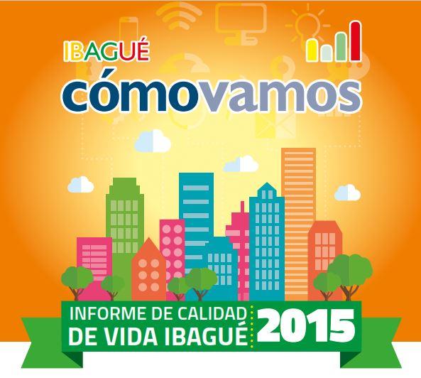 Boletín de Prensa Informe de Calidad de Vida Ibagué 2015