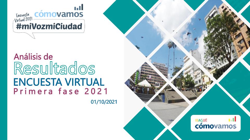 ENCUESTA VIRTUAL 2021 – FASE 1